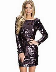 Fia Sequin Short Dress