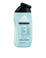 Performance Extra Fresh Hair & Body Showergel